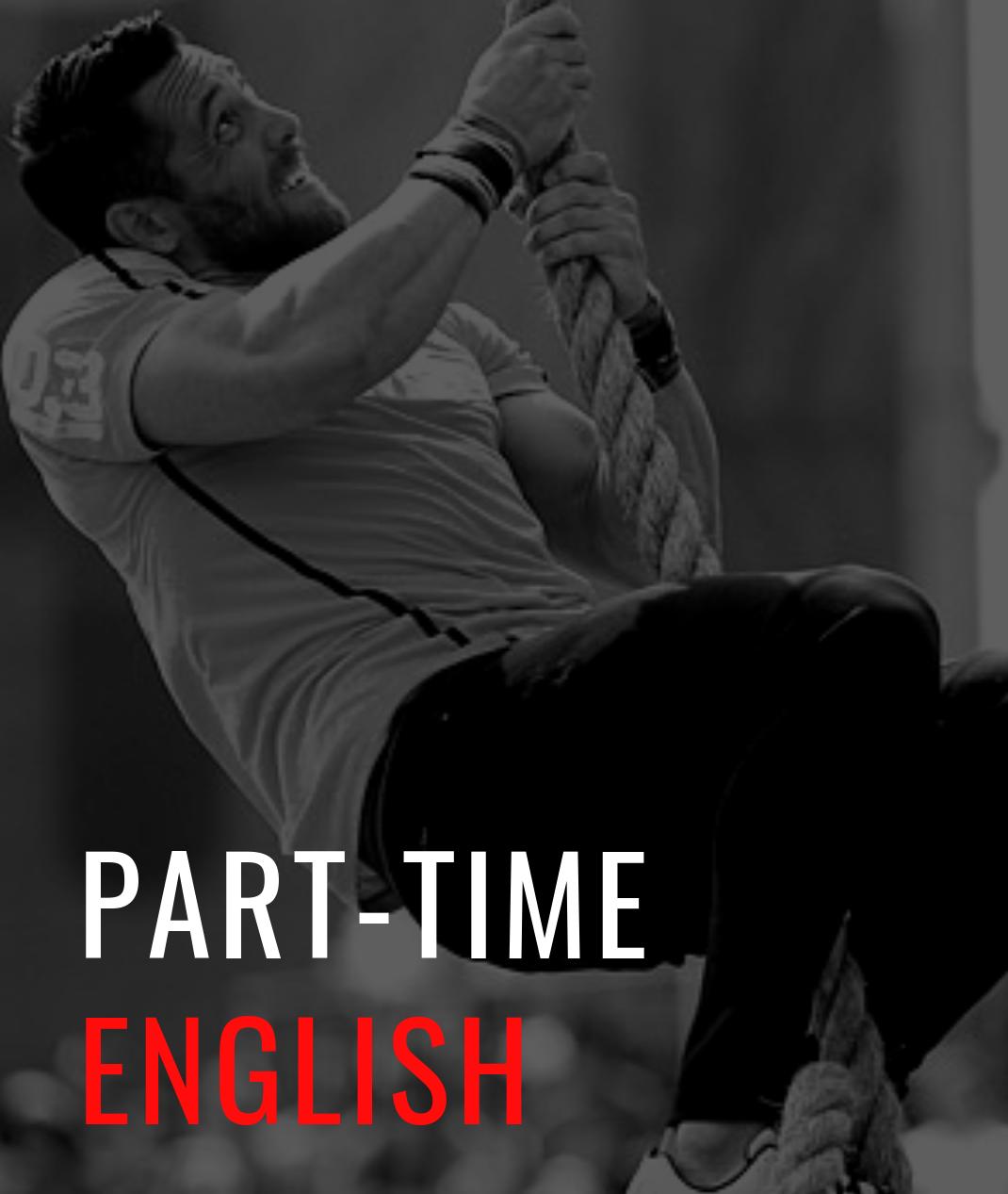 Part-time English ( Курс выходного дня )